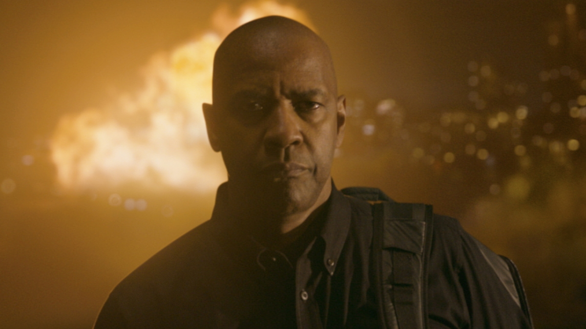FILM REVIEW; THE EQUALIZER
