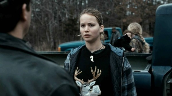 Jennifer Lawrence in her breakout role in Winters Bone (2009)