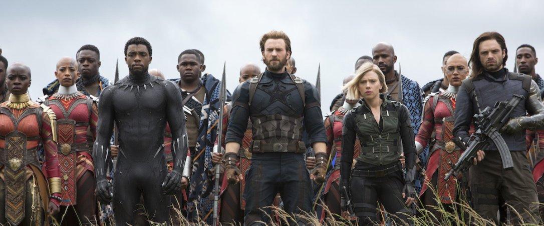 hero_Infinity War, Battle of Wakanda