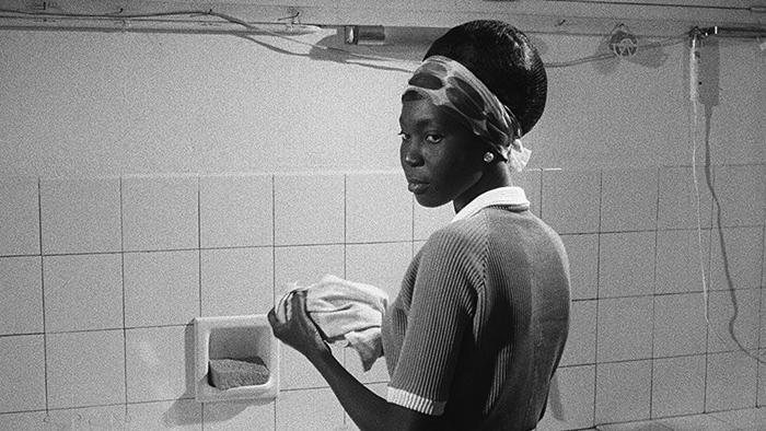 black girl 1966