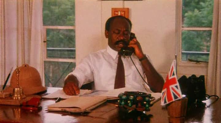 Kofi Bucknor in Heritage Africa