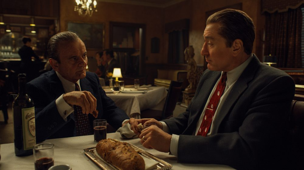 THE IRISHMAN is a haunting epic about the passage of time and the erosion of humanity (3)